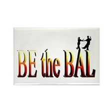 Be the Bal Rectangle Magnet (100 pack)