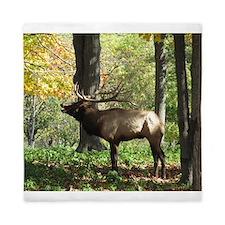 Bull Elk Queen Duvet