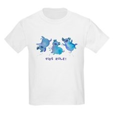 Pigs Rule T-Shirt