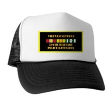 504th-military-police-battalion Trucker Hat
