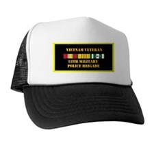 18th-military-police-brigade Trucker Hat
