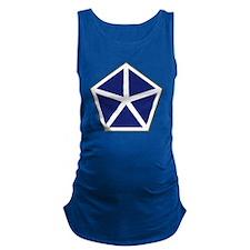 V Corps Maternity Tank Top