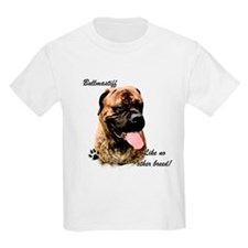 Bullmastiff Breed Kids T-Shirt