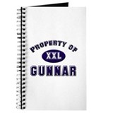 Property of gunnar Journal