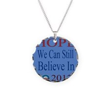 Hope To Believe In 2012 bl Necklace