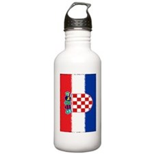 Croation 443 Water Bottle