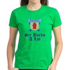 Sir Barks A lot Tee