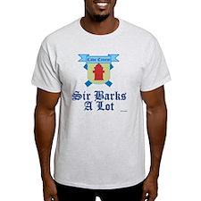 Sir Barks A lot T-Shirt