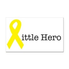 littlehero Rectangle Car Magnet