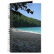 Cute Beach art island Journal