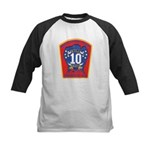 Prince William Fire Kids Baseball Jersey