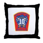Prince William Fire Throw Pillow