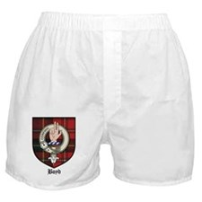 Boyd Clan Crest Tartan Boxer Shorts