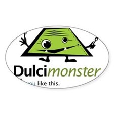 dulcimonster Decal