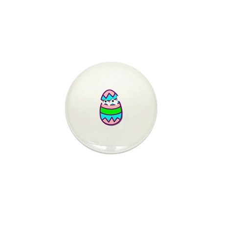 Hatching Chick Mini Button (10 pack)