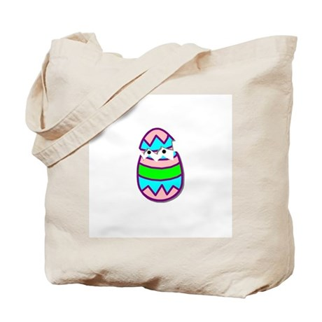 Hatching Chick Tote Bag