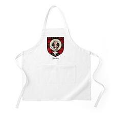 Brodie Clan Crest Tartan BBQ Apron