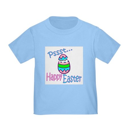 Happy Easter Chick Toddler T-Shirt