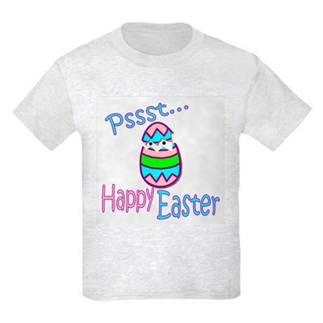 Happy Easter Chick Kids T-Shirt
