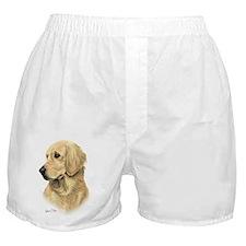 Golden Retriever 3 Boxer Shorts
