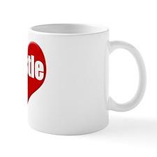 Castles Gal Mug