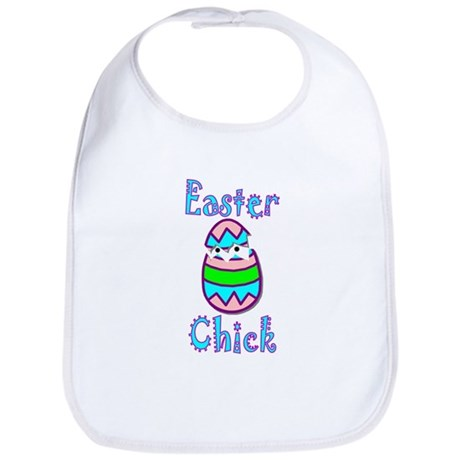 Easter Chick Bib