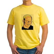 My Head Yellow T-Shirt