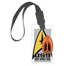 Deep-Space-Nine Luggage Tag