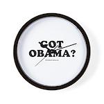 Got Obama? Wall Clock