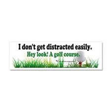 golf Car Magnet 10 x 3