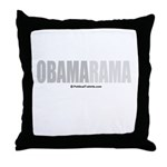 Obamarama Throw Pillow