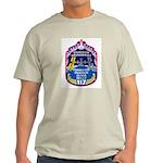 NASA STS-117 Ash Grey T-Shirt