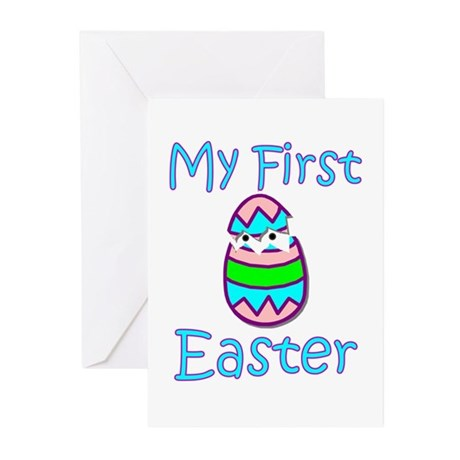Boy First Easter Greeting Cards (Pk of 10)