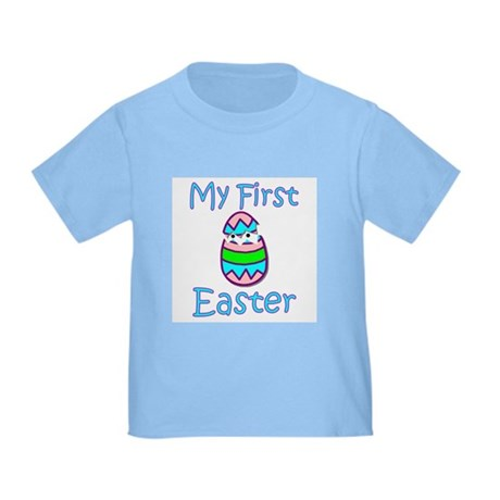Boy First Easter Toddler T-Shirt