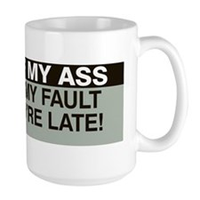 urlateGrey Mug