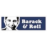 It'll take Obama to end the drama Bumper Sticker