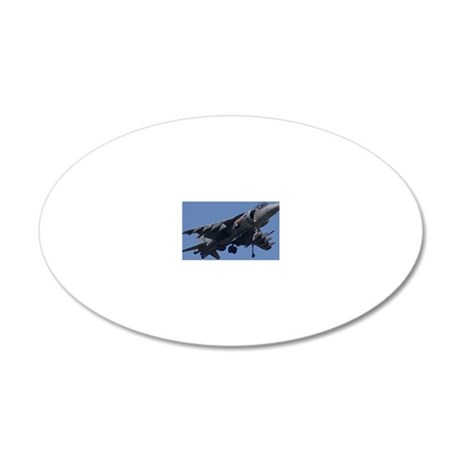 P026 20x12 Oval Wall Decal
