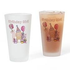 birthday baby4 Drinking Glass