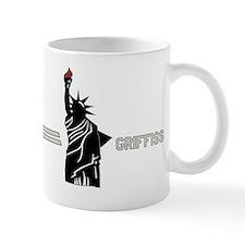 Griffiss - Statue of Liberty - White-Re Mug