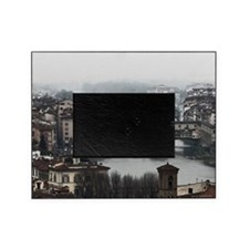 Bridges of Florence Italy Picture Frame