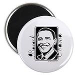 Barack Obama Portrait Magnet