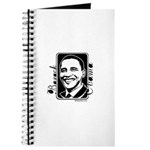 Barack Obama Portrait Journal