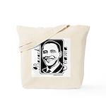 Barack Obama Portrait Tote Bag
