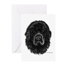 Newfie Greeting Cards (Pk of 10)