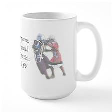 Natural selection Large Mug