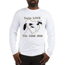 SSH Gotta Love the Glide Ride Long Sleeve T-Shirt