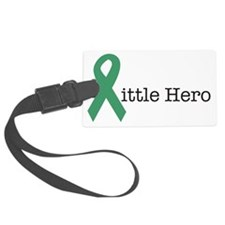 LITTLEHEROGREEN Luggage Tag
