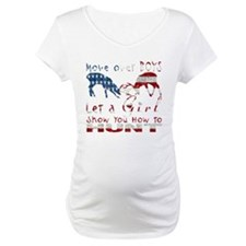 GIRL DEER HUNTER USA Shirt