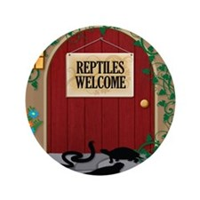 "reptileswelcome9 3.5"" Button"