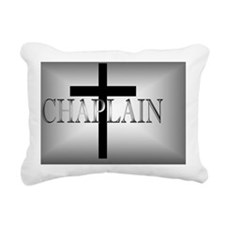 Chaplain Grey Blk Rectangular Canvas Pillow